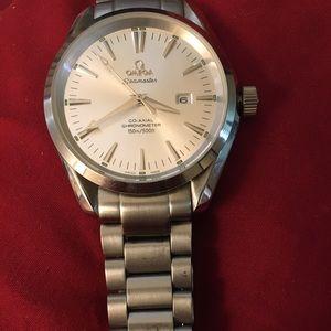 Men's Omega Seamaster Watch